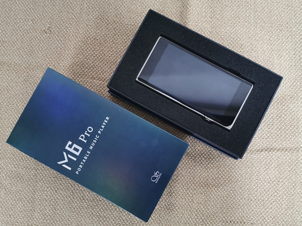 Shanling M6 Pro - Unboxing and first impressions