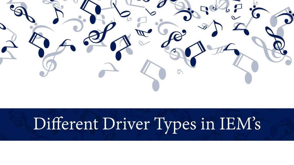 Different types of audio drivers