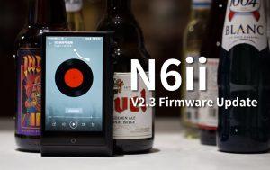 Cayin N6ii Frimware Update-3
