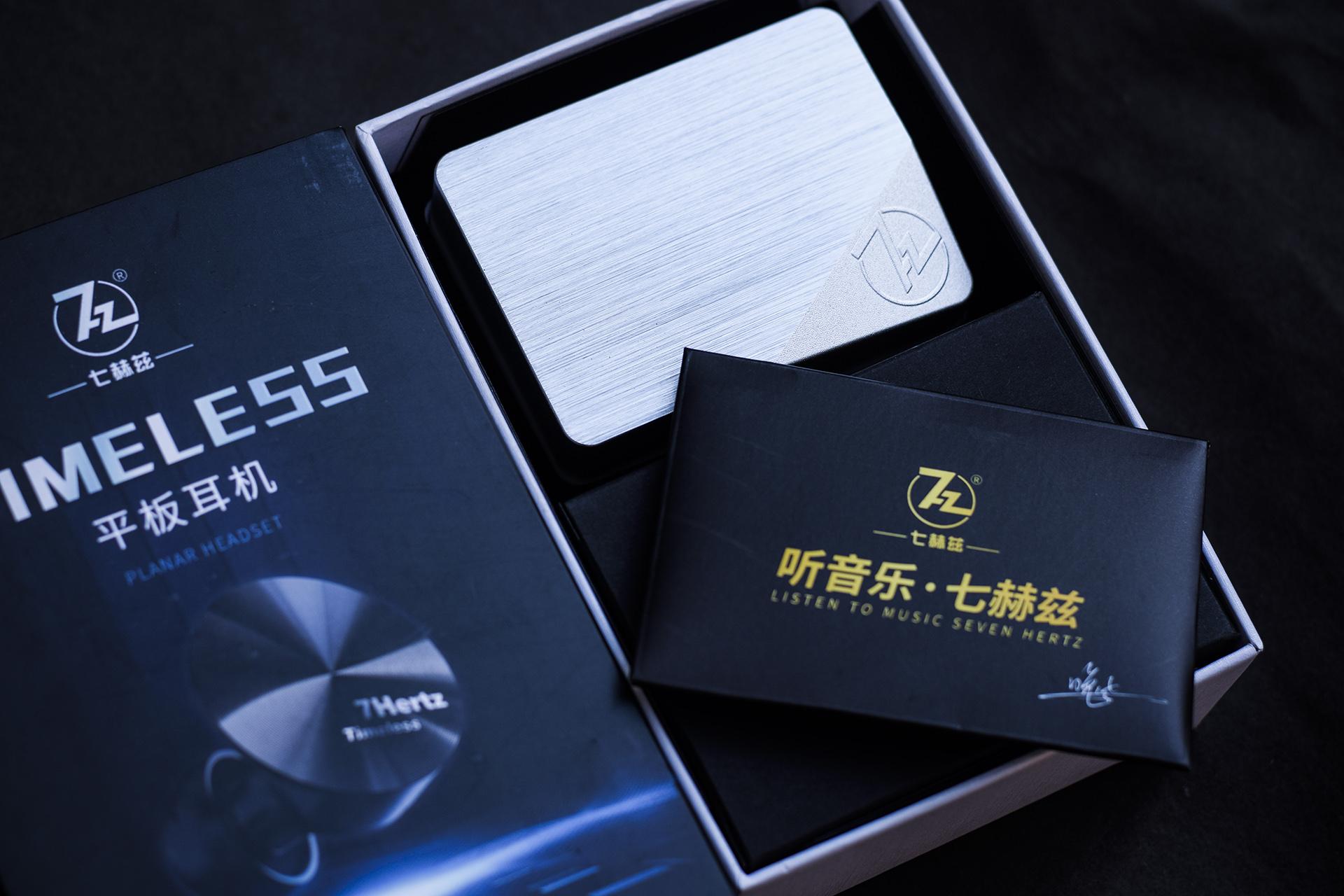 7Hz Timeless-3